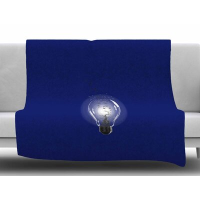 Bulb by BarmalisiRTB Fleece Blanket