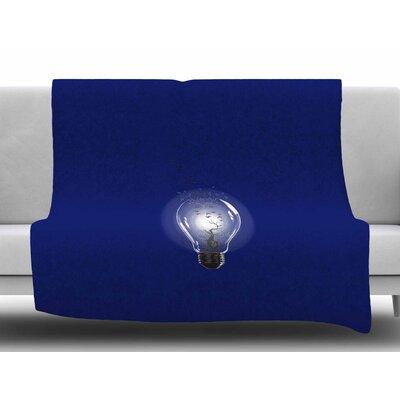 Bulb by BarmalisiRTB Fleece Blanket