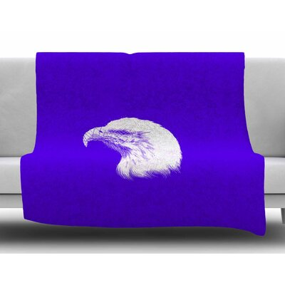 Blind and Silent by BarmalisiRTB Fleece Blanket