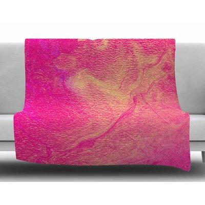 Ac1 by Ashley Rice Fleece Blanket