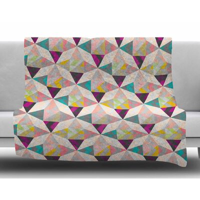 True Diamonds by Louise Machado Fleece Blanket