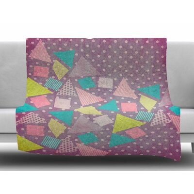 Candy by Louise Machado Fleece Blanket