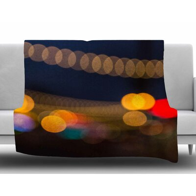 Tremont Bokeh by Juan Paolo Fleece Blanket