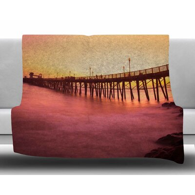 Ocean Dreams by Juan Paolo Fleece Blanket