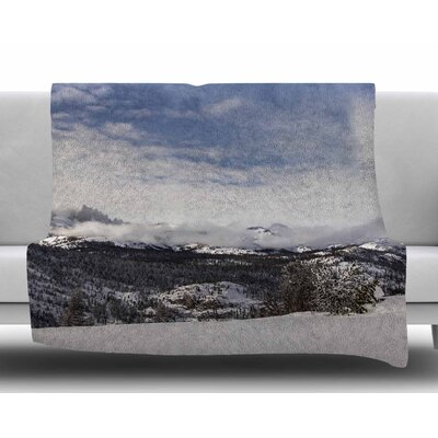 Top of the Summit by Juan Paolo Fleece Blanket
