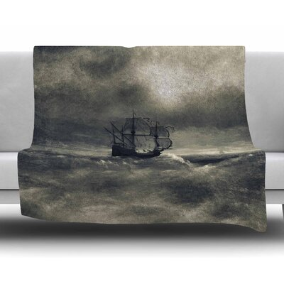 Chapter Iii by Viviana Gonzalez Fleece Blanket