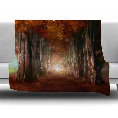 Dreams Come True by Viviana Gonzalez Fleece Blanket