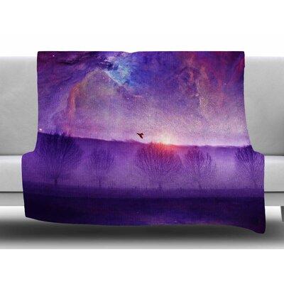 Orion Nebula by Viviana Gonzalez Fleece Blanket
