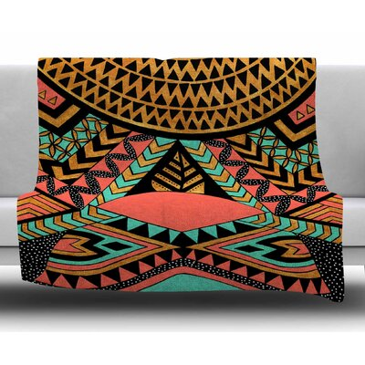 Perunative by Pom Graphic Design Fleece Blanket