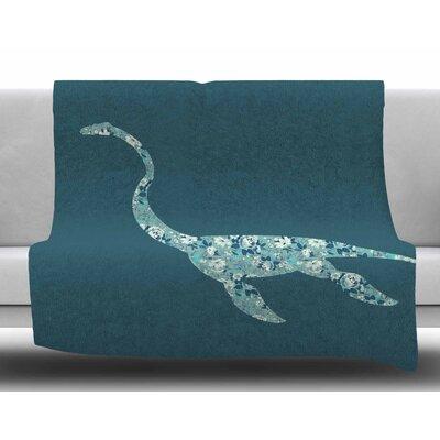 Nessie by Alias Fleece Blanket