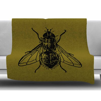 Too Fly by Alias Fleece Blanket