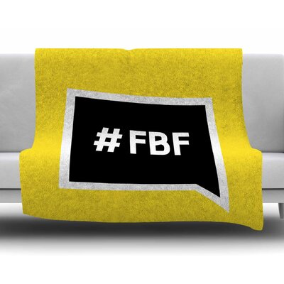 Flash Back Friday Fleece Blanket