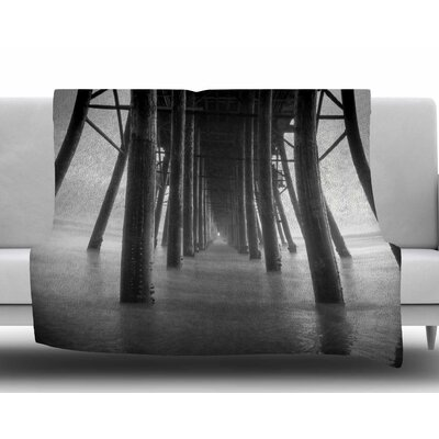Vanishing Point by Juan Paolo Fleece Blanket