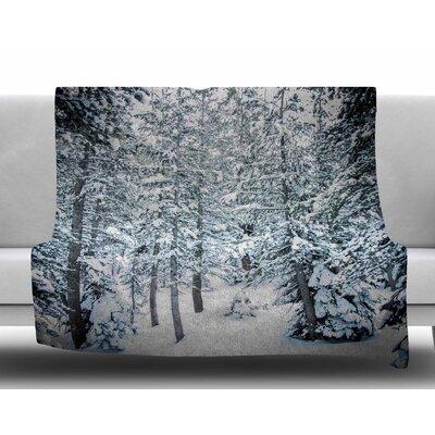 Winter Trials by Juan Paolo Fleece Blanket