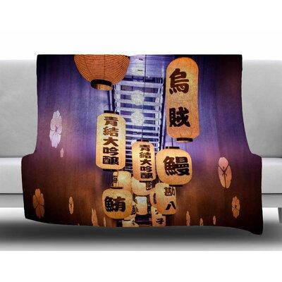 Kyoto by Juan Paolo Fleece Blanket