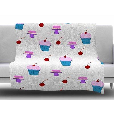 Sweet Treats by NL Designs Fleece Blanket
