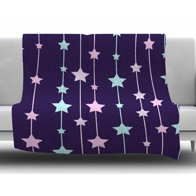 Twinkle Twinkle Little Star by NL Designs Fleece Blanket