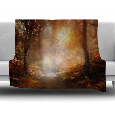 Make it Happen by Viviana Gonzalez Fleece Blanket