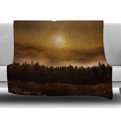 The Awakening by Viviana Gonzalez Fleece Blanket