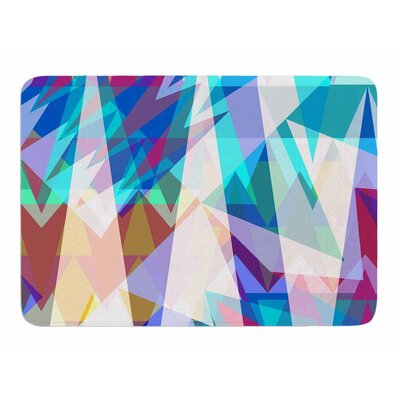 Triangle Party by Miranda Mol Bath Mat