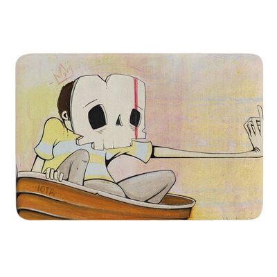 Drifting by Matthew Reid Bath Mat