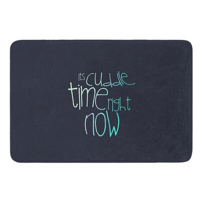 Cuddle Time by Monika Strigel Bath Mat