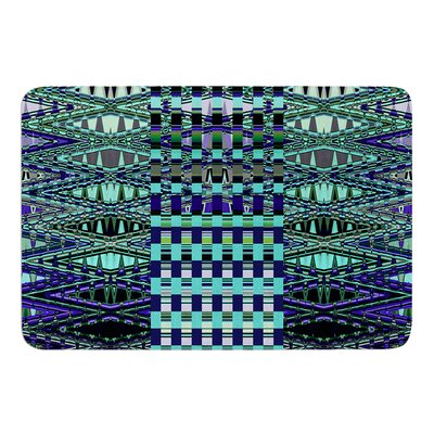 New Kilim Seafoam by Nina May Bath Mat
