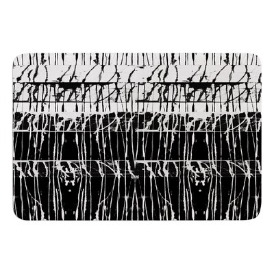 Century City Splatter by Nina May Bath Mat