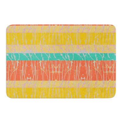 Desert Splatter by Nina May Bath Mat