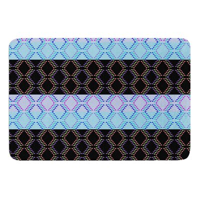 Denin Diamond by Nina May Bath Mat