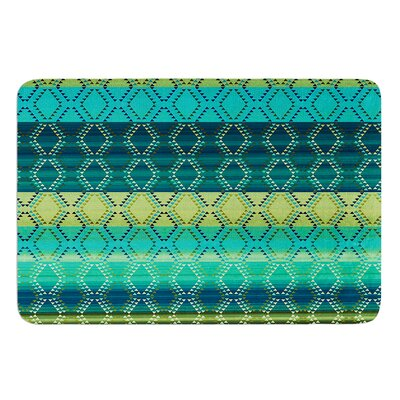 Denin Diamond Gradient by Nina May Bath Mat