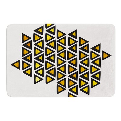 Inca Tribe by Pom Graphic Design Bath Mat