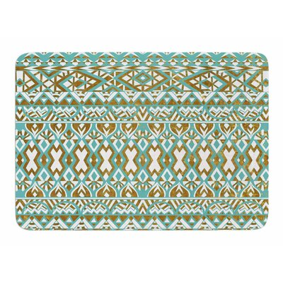 Tribals by Pom Graphic Design Bath Mat