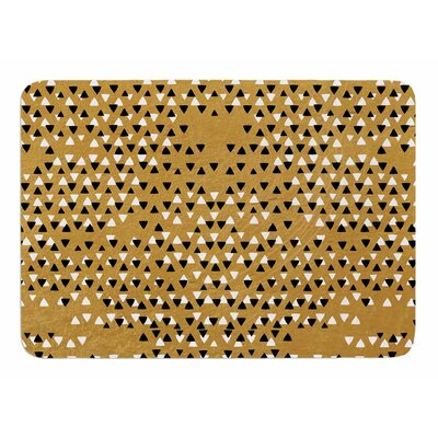 Golden Sky by Pom Graphic Design Bath Mat