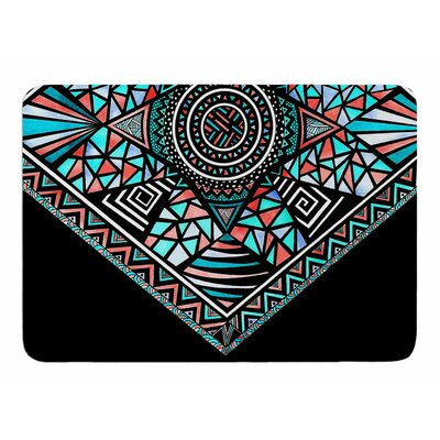 Geo Glass by Pom Graphic Design Bath Mat