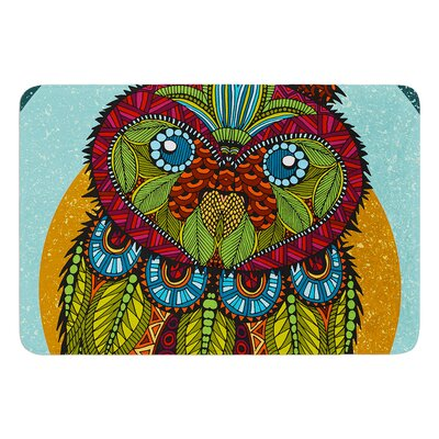 Owl by Art Love Passion Bath Mat Size: 17W x 24L