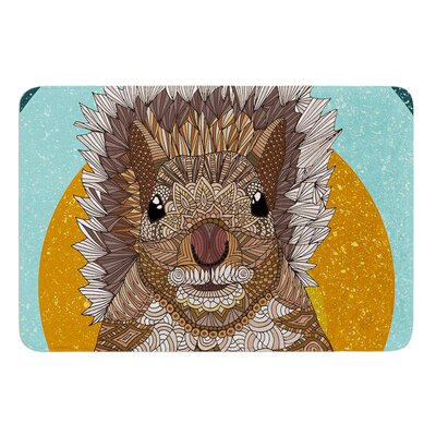 Squirrel by Art Love Passion Bath Mat Size: 17W x 24L