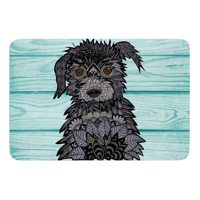 Little Miss Daisy by Art Love Passion Bath Mat Size: 17W x 24L