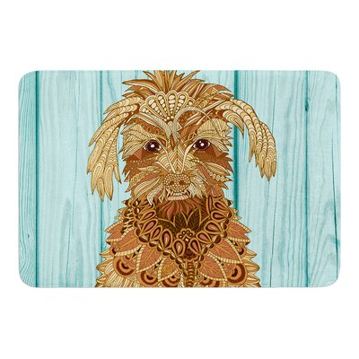 Gatsby the Great by Art Love Passion Bath Mat Size: 17W x 24L