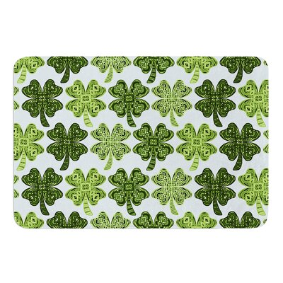 Lucky You by Art Love Passion Bath Mat Size: 17W x 24L
