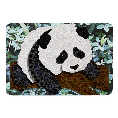 Panda by Art Love Passion Bath Mat Size: 17W x 24L
