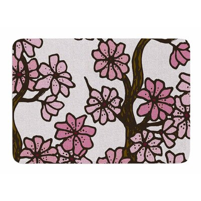 Cherry Blossoms by Art Love Passion Bath Mat