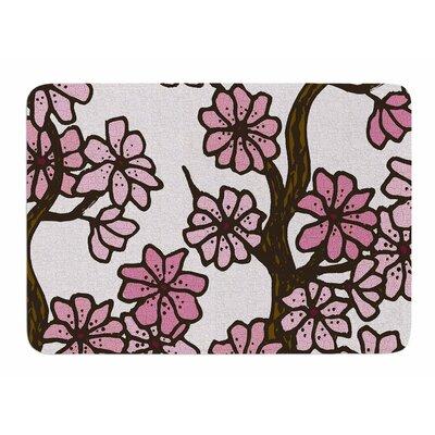 Cherry Blossoms by Art Love Passion Bath Mat
