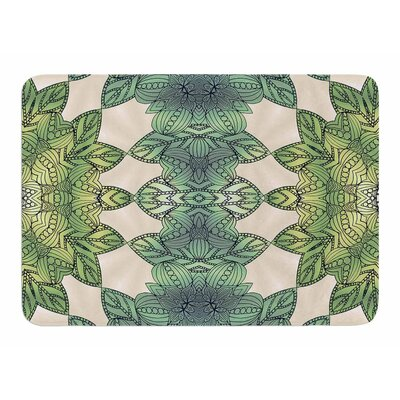 Forest Leaves by Art Love Passion Bath Mat