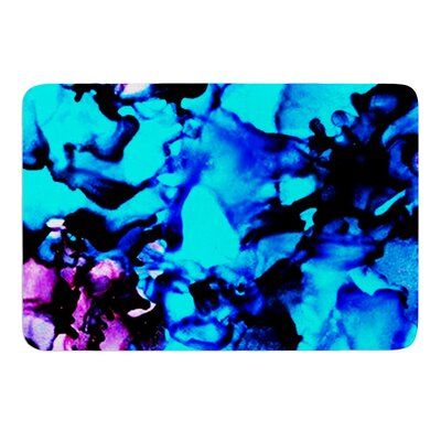 Peace Offering by Claire Day Bath Mat Size: 24 W x 36 L