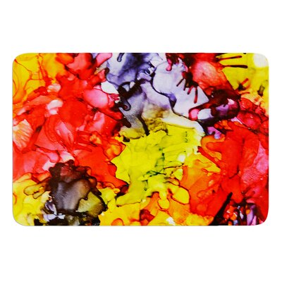 Southern Comfort by Claire Day Bath Mat Size: 17