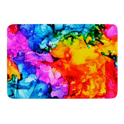 Sweet Sour II by Claire Day Bath Mat Size: 17