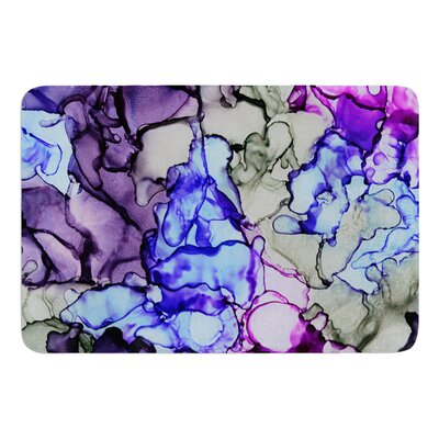 String Theory by Claire Day Bath Mat Size: 24 W x 36 L