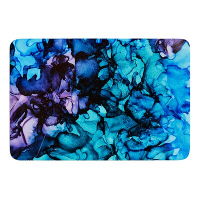 Lucid Dream by Claire Day Bath Mat Size: 17W x 24L