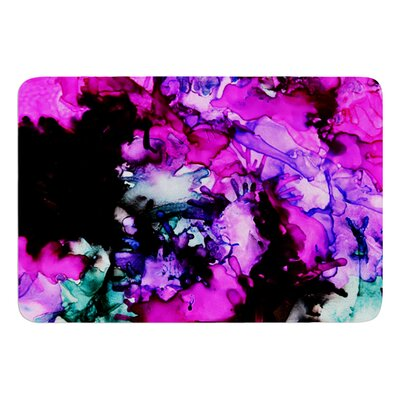 Siren by Claire Day Bath Mat Size: 17